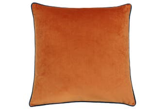 Paoletti Meridian Cushion Cover (Tiger/Teal) (55x55cm)