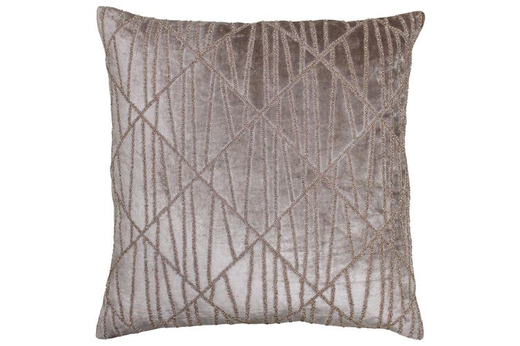 Riva Home Pluto Cushion Cover (Blush) (50 x 50cm)