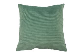 Riva Home Munich Reversible Corduroy Cushion Cover (Mineral Blue) (One Size)