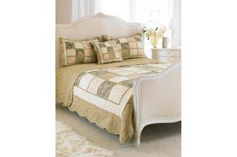 Riva Home Avignon Bedspread (Beige) (King)