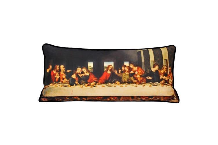 Riva Home Leonardo Supper Cushion Cover (Multi) (30x65cm)