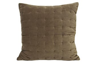 Riva Home Lexington Cushion Cover (Mocha) (55x55cm)