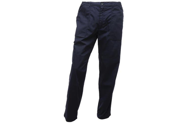 Regatta Mens Sports New Action Trousers (Navy) (40 x Regular)