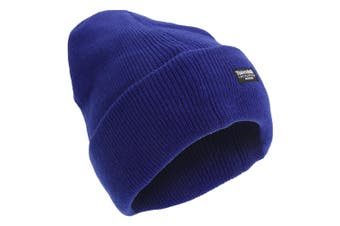 Regatta Unisex Thinsulate Lined Winter Hat (Classic Royal) (One Size)