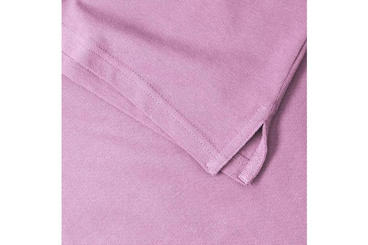 Russell Europe Womens/Ladies Classic Cotton Short Sleeve Polo Shirt (Candy Pink) (2XL)