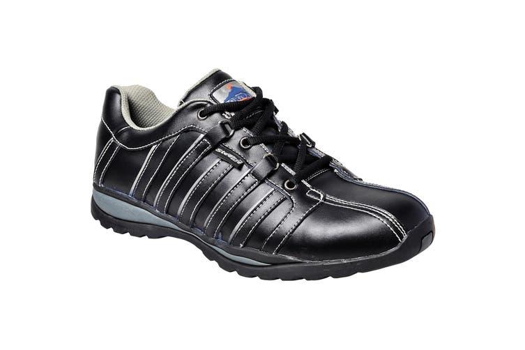 Portwest Mens Steelite Arx Safety Steel Toecap Trainers (Black) (5UK/38EUR)