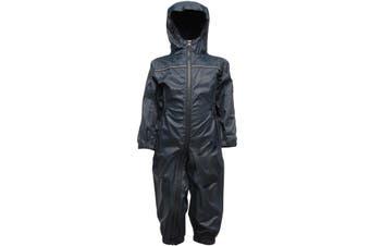 Regatta Professional Junior Childrens/Kids Paddle Rainsuit (Jem Pink) (4/5 Years)