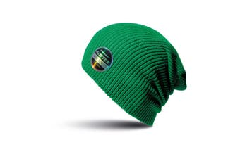 Result Winter Essentials Core Softex Beanie Hat (Celtic Green) (One Size)