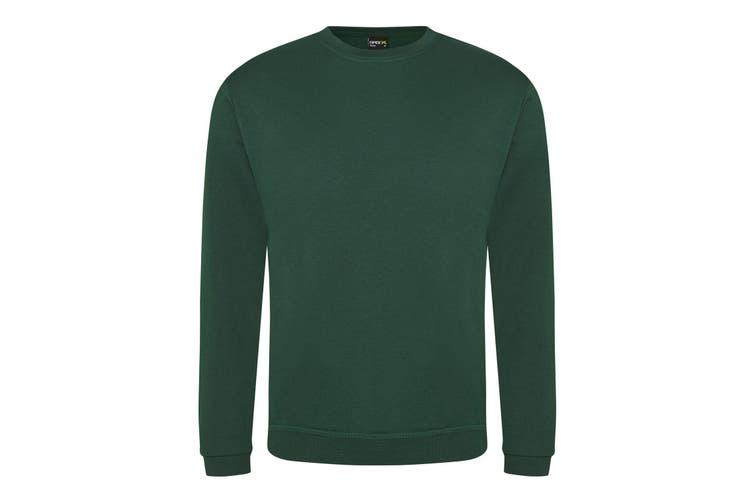 Pro RTX Mens Pro Sweatshirt (Bottle Green) (2XL)