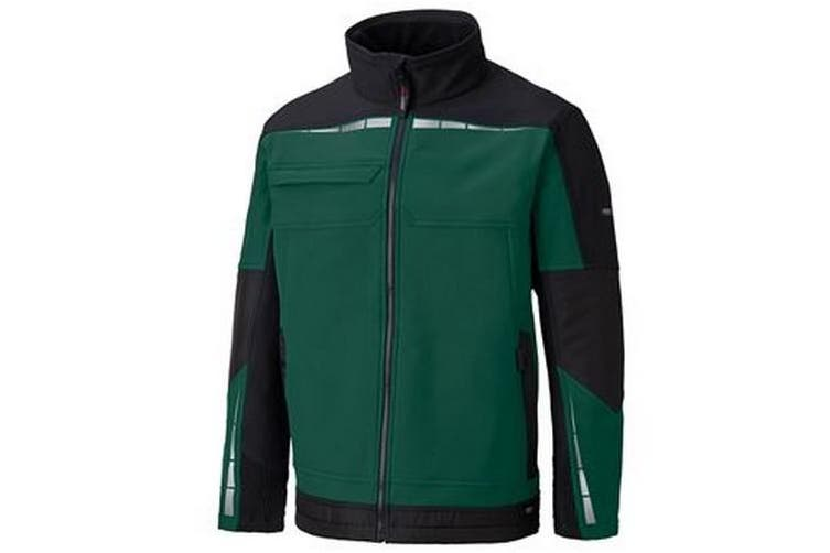 Dickies Mens Pro Jacket (Green/Black) (3XL)