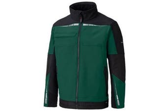Dickies Mens Pro Jacket (Green/Black) (M)