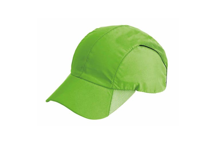 Result Headwear Impact Sports Cap (Flo Green) (One Size)