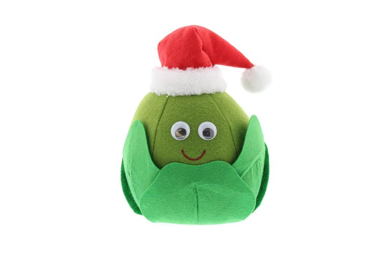 Christmas Shop Sid Door Stopper (Green) (One Size)