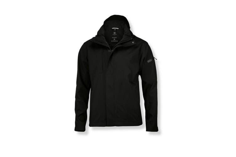 Nimbus Mens Whitestone Jacket (Black) (4XL)