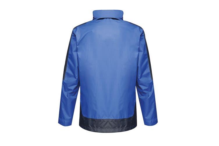 Regatta Mens Contrast 3-In-1 Jacket (New Royal Blue/Navy) (L)