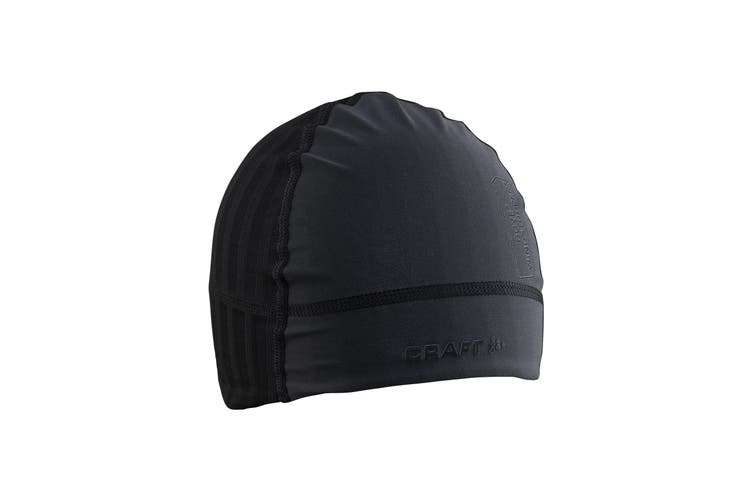 Craft Adults Unisex Active Extreme 2.0 WS Hat (Black) (S/M)