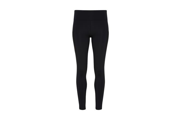 TriDri Womens/Ladies Performance Compression Leggings (Black) (M)