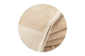 A&R Towels Print-Me Guest Towel (Sand) (One Size)