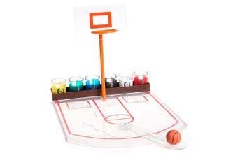 Christmas Shop Unisex Adult Basketball Drinking Game (Multicoloured) (One Size)