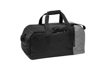 Adidas Adults Unisex Golf Duffle Bag (Black/Grey) (One Size)