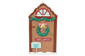 Something Different Santas Workshop Door (May Vary) (One Size)