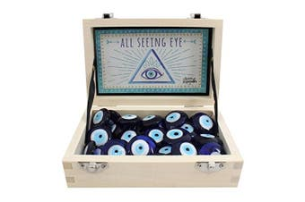 Something Different All Seeing Eyes (Box of 48) (Multicoloured) (One Size)