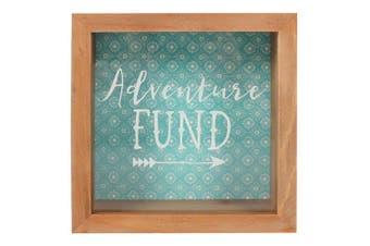 Boho Bandit Adventure Fund Money Box (Brown/Green) (One Size)