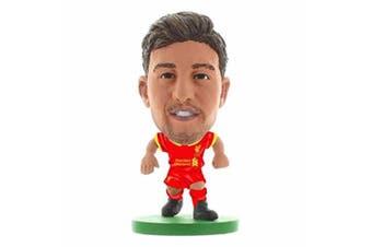 SoccerStarz Adam Lallana Liverpool FC Official Football Figure (Multicoloured) (One Size)