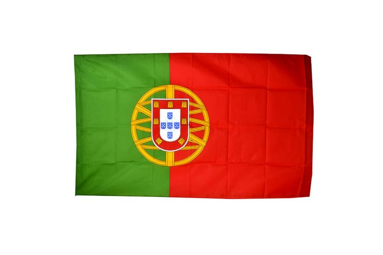 Portugal National Flag (Green/Red) (5 x 3 feet)