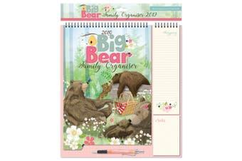 Tallon 2019 Big Bear Family Organiser With Shopping List & Pen (Big Bear) (One Size)