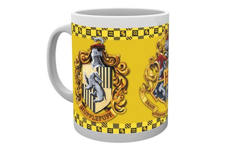 Harry Potter Ceramic Mug (Hufflepuff) (One Size)