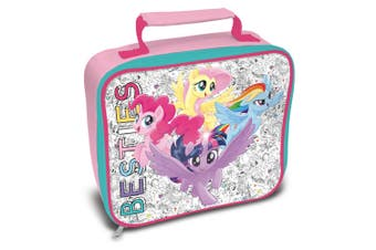 My Little Pony Besties Lunch Bag (Pink) (One Size)