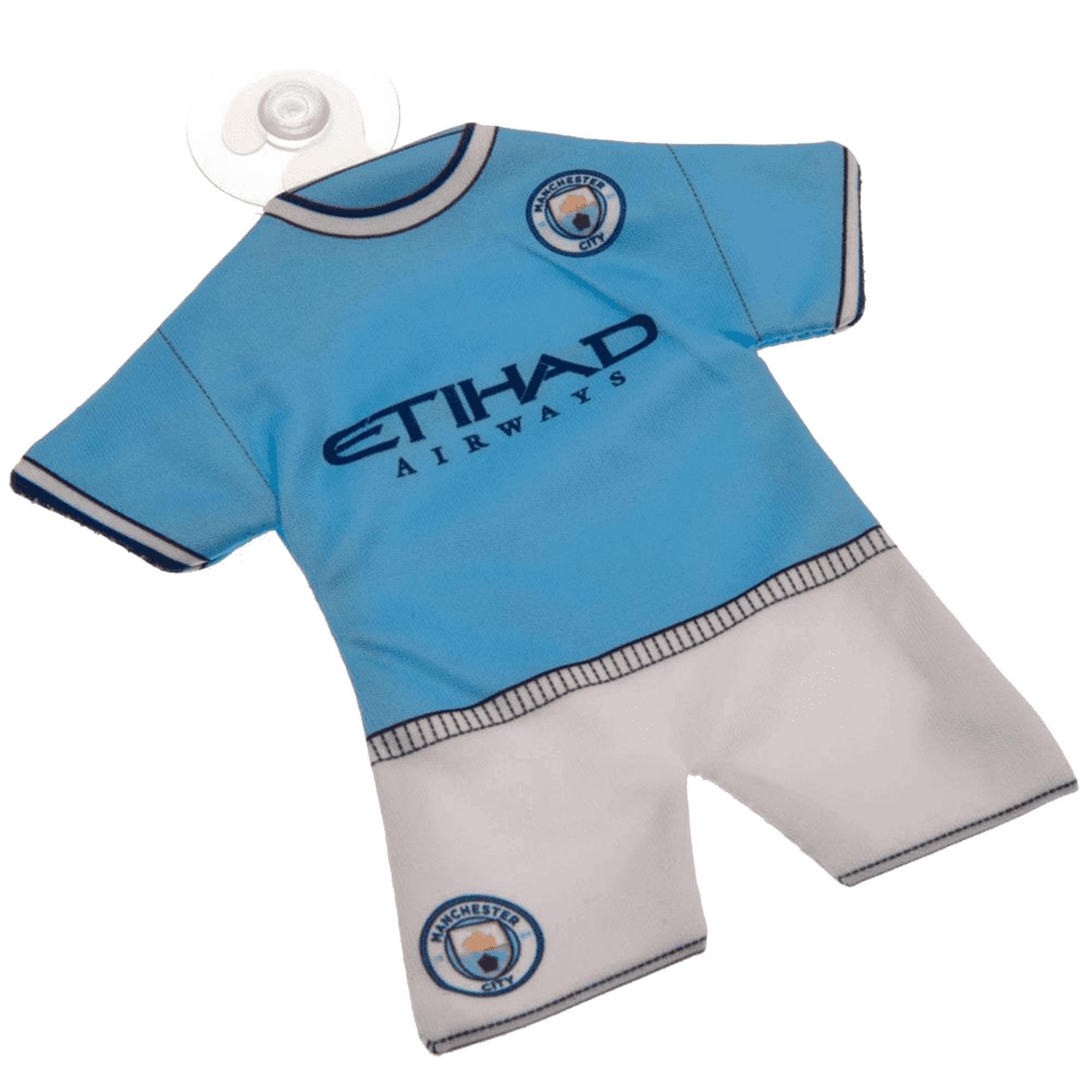 Manchester CITY Mini Kit Hanger