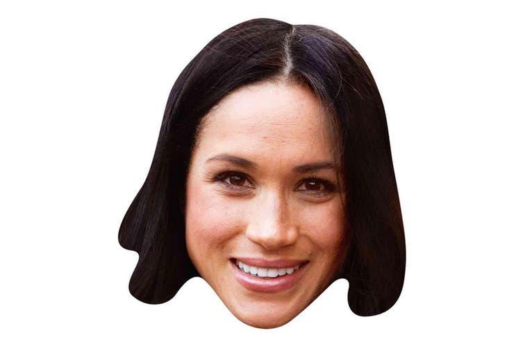 Meghan Markle Celebrity Face Mask (Multicoloured) (One Size)
