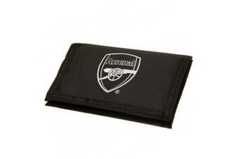 Arsenal React Wallet (Black) (One size)
