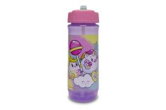 Pikmi Pops Childrens/Kids Cascade Water Bottle (Multicoloured) (One Size)