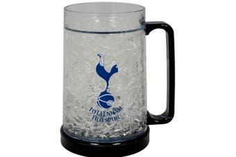 Tottenham Hotspur FC Freezer Tankard (Navy/Clear) (One Size)