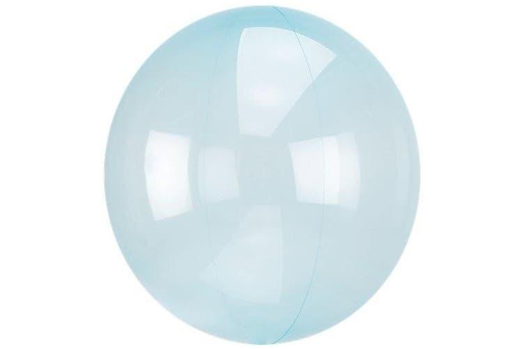 Anagram Sempertex 18 Inch Circle Foil Balloon (Blue) (One Size)