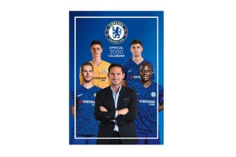 Chelsea 2020 Official Wall Calendar (Blue) (One Size)
