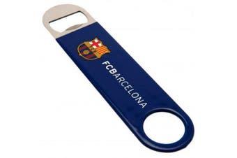 FC Barcelona Bottle Opener Magnet (Blue) (One Size)