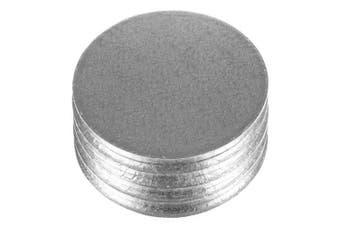 Culpitt Round Cake Board (Pack of 5) (Silver) (12in)