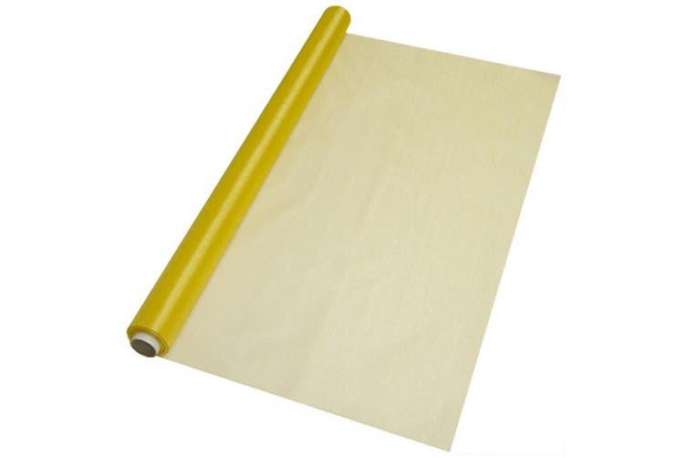 Oaktree Eleganza Organza Soft Sheer Roll (Gold) (One Size)