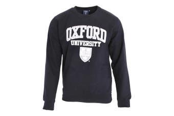 Oxford University Official Adults Unisex Sweatshirt (Navy) - UTSHIRT349