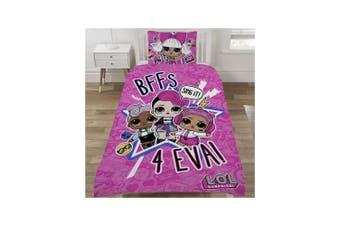 LOL Surprise Sing Duvet Set (Pink) - UTSI121