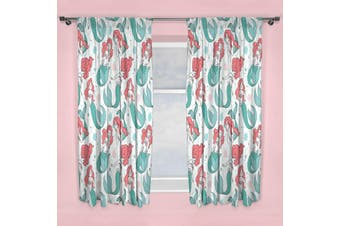 Disney Princess Oceanic Curtains (Multicoloured) - UTSI186
