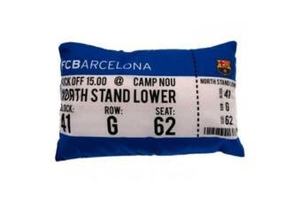FC Barcelona Match Day Cushion (Blue/White) (One Size)