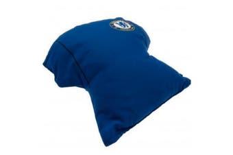 Chelsea FC Kit Cushion (Blue) (One Size)