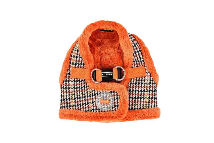 Puppia Auden Dog Harness B (Orange) (S)