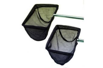 Interpet Pond Net With Handle (Black) (One Size)