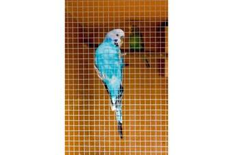 Ambassador Cage & Aviary Welded Panel (Silver) - UTST201